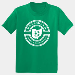 Soccer Logo - Youth Competitor Tee Thumbnail